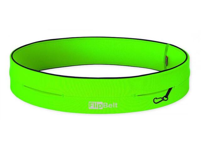 FlipBelt Classic Fitness Belt green